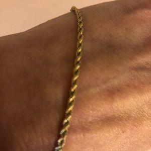 Accessories - Gold Bracelet